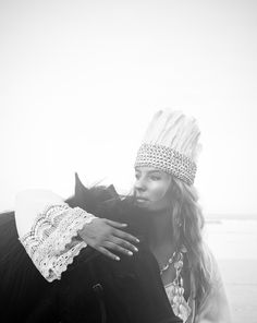 Love Warriors of Sweden Bohemian Gypsy, Hippie Chic, Bohemian Style, Boho Chic, Feather Crown, Feather Headdress, Headpiece, Love Warriors, Gypsy Warrior