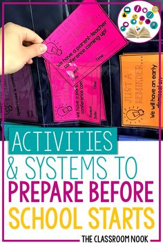 This post has several activities and classroom systems that your can prepare and set in place before the school year starts. Classroom Birthday, 5th Grade Classroom, Kindergarten Classroom, School Classroom, Fun Classroom Activities, Future Classroom, Classroom Ideas, Classroom Procedures, Classroom Behavior
