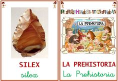 libro-vocabulario-prehistoria by arantxacolecamarma via Slideshare