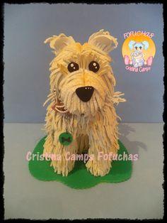 Cristina Camps Fofuchas: Fofucho perro