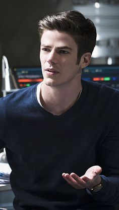 The Flash 2x12 - Barry Allen