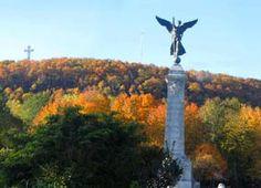 The Cross atop Mount Royal