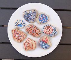 Rock Doodles  Rock Painting at Creative Jewish Mom crafts