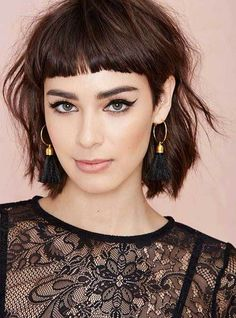Simple Hairstyles For Short Hair 2016