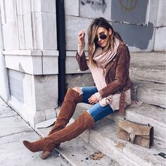 Sharing a fall boot guide today on cellajane.com including my favorite OTK boots.  // http://liketk.it/2pqT4 @liketoknow.it #liketkit #ltkshoecrush