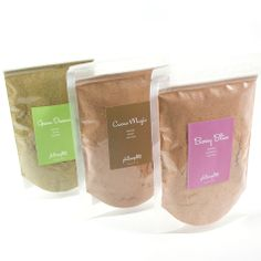 Superfood smoothie mix 3 pack by Philosophie green dream, cacao magic, berry bliss on sale for $39.99 @HealthyBatch