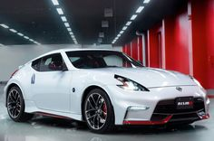 New Release Nissan 370Z Nismo 2015 Review Front View Model