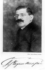 Magnus Hirschfeld (Kolberg, 14 maggio 1868 - Nizza, 14 maggio 1935) è stato un medico e scrittore tedesco di origini ebraiche.[3]  Hirschfeld fu un sessuologo, militante del movimento di...