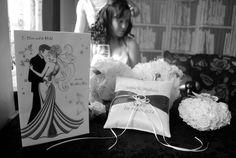 Thompson Wedding 2014 Soft Focus Bride