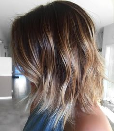 Shaggy Bronde Balayage Lob http://scorpioscowl.tumblr.com/post/157435400280/celebrity-hairstyles-for-children-2016-short