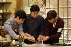House cook master baek
