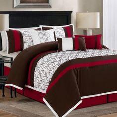 Comforter set from Anna's Lien
