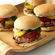 Italian Turkey Burgers  Weight Watchers Recipe  Ratings (204) 7PointsPlus Value Prep time: 20 min Cook time: 10 min Other time: 0 min Serves...