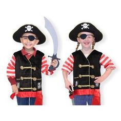 Another pirate costume.