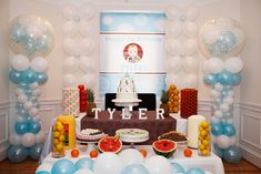 Tyler's First Birthday | Korean Dol Party - Baby - Dol - First Birthday