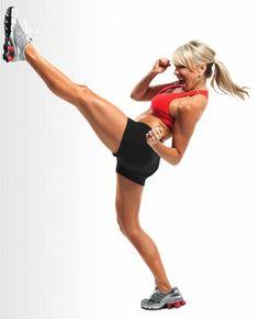 Chalene Johnson - Turbo Jam, Turbo Fire, and Chalean Extreme....she's awesome!