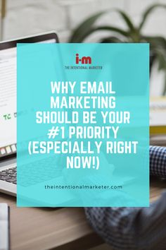 """In normal times, including email marketing in your marketing arsenal is pretty important. But during a crisis, where your marketing budget might be tighter, your other marketing efforts are underperforming, and your customers are wary of being """"marketed"""" to during unsure times, email marketing should be your #1 marketing priority.  #Education #BusinessStrategies #EmailMarketing #BusinessCrisis Marketing Budget, Content Marketing Strategy, Seo Marketing, Business Marketing, Social Media Marketing, Online Business, Marketing Ideas, Digital Marketing, Social Media Trends"""