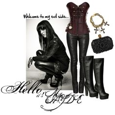 Lzzy Hale: Love her style!