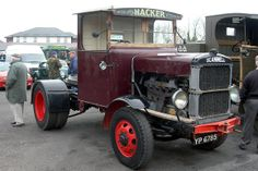 1926 Scammell S10 Tractor Unit Vintage Trucks, Old Trucks, Pickup Trucks, Civil Aviation, Commercial Vehicle, Classic Trucks, Dream Cars, Antique Cars, Jeep