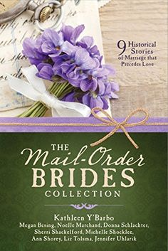 Giveaway at Shannon Vannatter's website: The Mail-Order Brides Collection #BookGiveaway