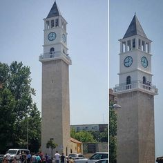 #tiranaime #tirana #sahati #kullasahatit #tourist #panorama #visittirana #clocktower #2016 #atraction #of #capital #albania
