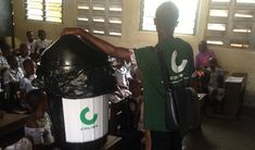 Ivory Coast-based startup COLIBA is piloting its waste management web and mobile… Waste Management Company, Awareness Campaign, Online Mobile, Social Enterprise, Mobile Application, Innovation, Challenges, Ivory Coast