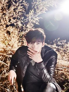 Ji Chang Wook – InStyle Magazine March Issue