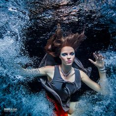 Sensual and surreal, the underwater photography by Rafal Makiela of Poland is full of grace and beauty. His brand new 2014 advertising campaign for Marmorin bath products caught my eye and I simply… Underwater Photoshoot, Underwater Photography, Simply Image, Advertising Campaign, International Fashion, Photo S, My Eyes, Cool Photos, Eye Candy