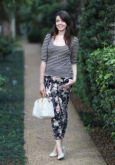 Look do dia: Estampa floral oriental | Just Lia