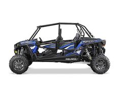 New 2016 Polaris RZR XP 4 1000 EPS Electric Blue Metallic ATVs For Sale in Michigan. 2016 Polaris RZR XP 4 1000 EPS Electric Blue Metallic, SAVE OVER $4,300! SAVE OVER $4,300! 2016 Polaris® RZR XP® 4 1000 EPS Electric Blue Metallic Features may include: Power Features 110 HP PROSTAR® 1000 H.O. ENGINE Designed specifically for extreme performance, the Polaris ProStar® 1000 H.O. engine features 110 horses of High Output power and all of the hallmark ProStar® features. This includes dual…
