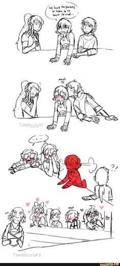 rwby>>> i thought weiss' ponytail was Blake's tail that looked like a squirrel's tail!!!! XD<--- LOL