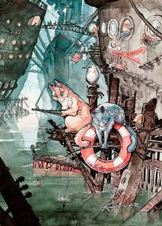 The Art Of Animation, Minna Sundberg