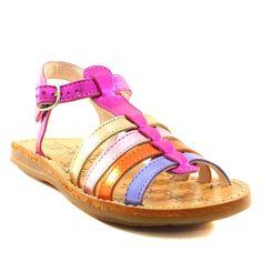 468A TTY YLONA MULTICOLOR www.ouistiti.shoes le spécialiste internet #chaussures #bébé, #enfant, #fille, #garcon, #junior et #femme collection printemps été 2016
