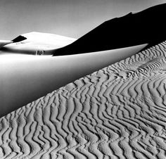 Dunes, Oceano California 1963 Photograph by Ansel Adams Black And White Landscape, Black N White Images, Landscape Photography Tips, Fine Art Photography, Creative Photography, Artistic Photography, Landscape Photos, Nature Photography, Famous Photographers