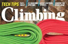 Liberty Mountain Climbing: Beal Gully 7.3mm in Climbing Magazine