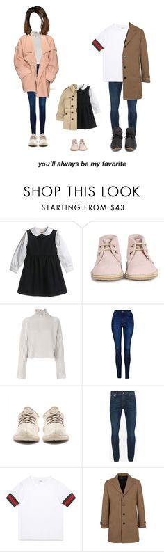 """rav's first day of school♥️"" by imrinad ❤ liked on Polyvore featuring Golden Goose, Topshop, Zimmermann, Alexander McQueen, Gucci, Paltò and ARKK Copenhagen"