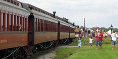 Strasburg Railroad, Lancaster Pennsylvania.