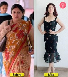 Bhumi Pednekar is one of Bollywood's real and relatable actors. Her debut movie, Dum Laga Ke Haisha was about an overweight newly-wed bride. Her immaculate acting in the movie won her the Filmfare Award for Best Female Debut in Teen Celebrities, Bollywood Celebrities, Bollywood Fashion, Bollywood Outfits, Shadi Dresses, Workout For Flat Stomach, Health And Fitness Articles, Pakistani Wedding Dresses, Fat To Fit