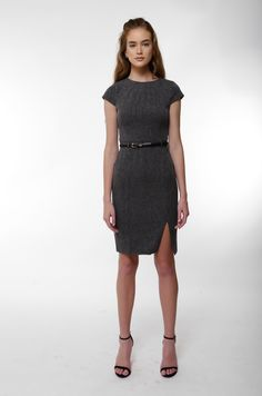 f99f02feafdf The Analysis Suit Dress is has a body contouring fit that will give you  that WOW