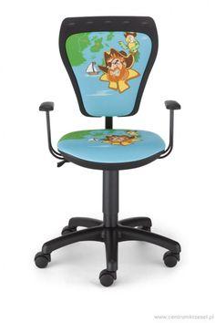 Krzesło Ministyle Pirate #krzeslo #dziecko #nastolatek #pokoj #chair #child #teenager #room #inspiration #design #pirate
