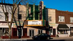 I used to watch dollar movies here with my Aunt Angie... the inside is the original decor. so old and so lovely. Another part of my childhood in Saginaw Michigan.