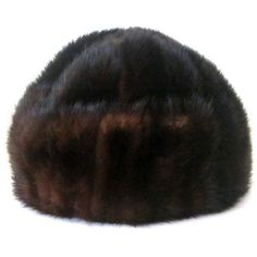 Chocolate Brown Mink Fur Cloche Hat 1950s-1960s Mr. David Designer... ($38) ❤ liked on Polyvore featuring accessories, hats, mink fur hat, vintage hats, mink hat, cloche hats and vintage cloche hat