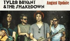 Tyler Bryant and The Shakedown Ready New Release Wild Child