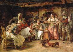 Muddy Colors: Paja Jovanović ( Vršac 1859 – Vienna 1957)