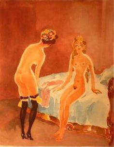Kees van Dongen - A la Recherche du temps perdu, Tekst Marcel Proust Marcel Proust, Henri Matisse, Art Fauvisme, Maurice De Vlaminck, Tachisme, Statues, Dutch Painters, Van Gogh Museum, Art For Art Sake