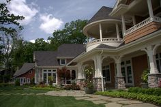 Craftsman Home traditional exterior