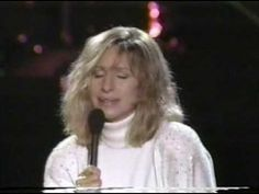 Barbra Streisand - People  (One of the best concerts I have ever heard.)
