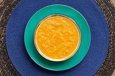 Sweet Potato Squash Soup #Refinery29