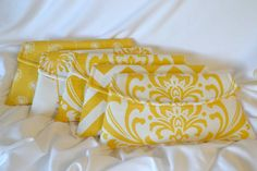 Bridesmaid Clutches - Bridesmaid Gift Set - Clutch Set of 5 - Made to Order - YOUR CHOICE of Fabrics (10% discount) - Personalized, $126.00