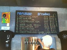 Populuxe Brewing, Seattle, WA